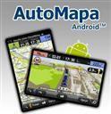 Automapa AutoMapa Europe for Android (90-dniowa licencja)