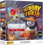 Egmont Polska Potwory Tokio: Power Up! Doładowanie