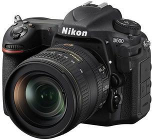 Nikon D500 + 16-80 VR czarny