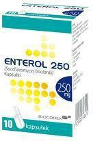 Biocodex Enterol 250mg 10 szt.