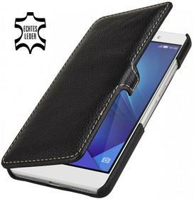 StilGut Etui UltraSlim Book Huawei Honor 7 Czarne Czarny