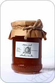 Miody Drahimskie Producent : miód wrzosowy - 0,35 kg
