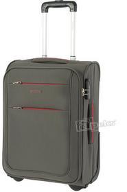 Puccini Camerino walizka kabinowa Ryanair - szary EM-50307 C 4