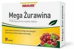 Walmark Mega Żurawina 30 szt.