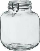 Borgonovo PRIMIZIE 3100 ml Słoik hermetyczny typu weck