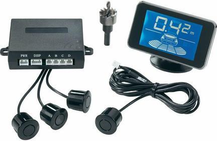 CE Asystent parkowania SB668-4 Ilość czujników : 4 Zakres czujnika : max.) : 200
