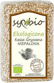 Symbio Kasza gryczana niepalona ekologiczna 400g