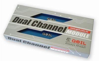 Geil 4 GB GX24GB6400DC