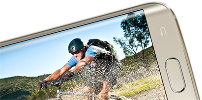 Samsung Galaxy S6 Edge G925 32GB Złoty