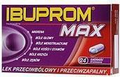 US Pharmacia Ibuprom Max 400mg