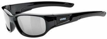 Uvex Sportstyle 506 Okulary sportowe juniorskie czarne
