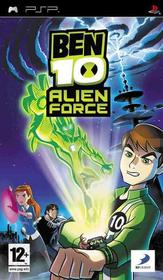 Ben 10 Alien Force PSP