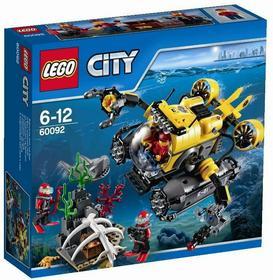 LEGO City - Łódź głębinowa 60092