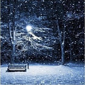 Nocne ujęcie - Obraz, reprodukcja