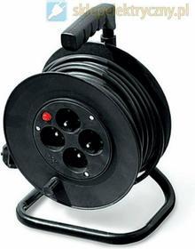 GTV Przedłużacz bębnowy 3X1,5 30 mb AE-PBEBEN-30