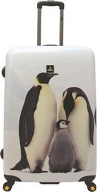 National Geographic Walizka mała biała 4k Emperor Penguin S N004HA.49.09S