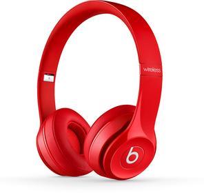Beats Solo2 Wireless Czerwony