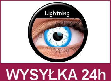 Maxvue Vision Crazy Wild Eyes - Lightning 2 szt.