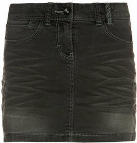 Esprit Spódnica jeansowa grey dark 085EE5D001