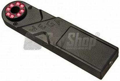 WEGA i - efektywny detektor ukrytych kamer video