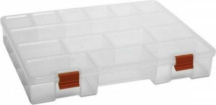 Velleman Organizer - pudełko plastikowe z 14 przegródkami OMRC13