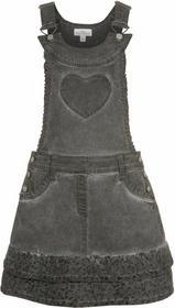 s.Oliver Sukienka jeansowa grey 53501787296