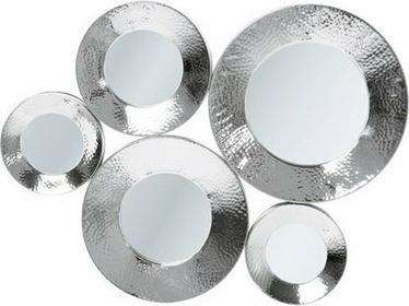 Kare Design 76712, Lustro Circoli srebrne