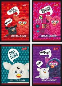Zeszyt do słówek Furby A6 16 kartek