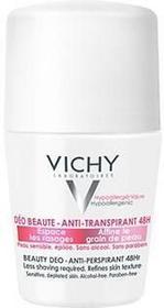 Vichy Dezodorant roll-on Anti-Hair RÓŻOWY 48h kulka 50ml