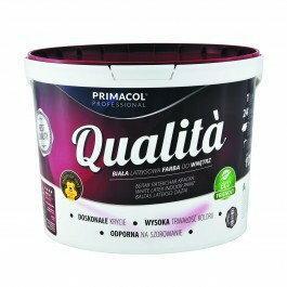 Farba lateksowa Qualita 10L