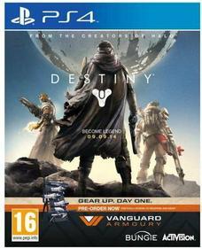 Destiny - Edycja Specjalna Vanguard PS4