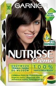 Garnier Nutrisse Creme 30 Ciemny naturalny szatyn