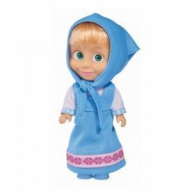Simba Masza, niebieska sukienka SI-9301678b