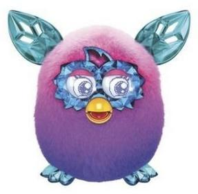 Hasbro Furby Boom Sweet Zabawka interaktywna Pink&Purple Ombre