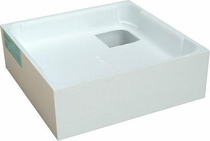 Schedpol Nośnik styropianowy kwadratowy 90 x 90 cm, 2.061/K