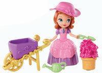 Mattel Princess - Jej Wysokość Zosia - Przygoda w ogrodzie BDK47