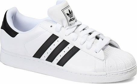 Adidas Superstar II G17068 biało-czarny