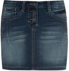 s.Oliver Spódnica jeansowa blau denim 66507796426