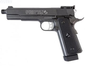 CyberGun Pistolet GBB Colt MKIV CO2 (180518)