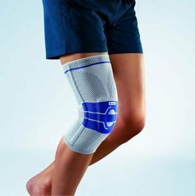 Bauerfeind GenuTrain A3 - Aktywny stabilizator do całkowitego leczenia dolegliwości kolana