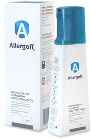 Icb Poland PHARMA SP J Allergoff Spray przeciw alergenom roztoczy kurzu domowego 400 ml