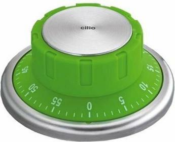 Cilio CI-294590 - Minutnik z magnesem, 60 min, zielony