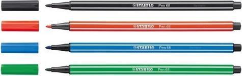 Stabilo Flamastry PEN 68