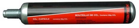 UMAREX Wysokiej Jakości 88-Gramowy Zasobnik/Kapsuła CO2 Niemieckiej Firmy Przezn