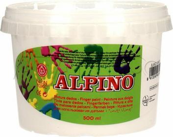 Alpino Farba palce biała 500ml VA0658