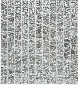 Dunin Vitrum Mozaika 30x30 Srebrny Quad 001