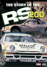 Płyta DVD Story of the RS200