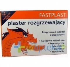 Seyitler FastPlast Plaster rozgrzewający 1 szt.
