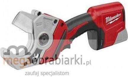 Milwaukee Obcinak do rur PEX akumulatorowy C12 PPC-0 4933416550
