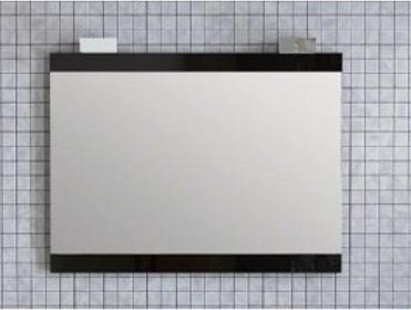 Elita BARCELONA 80 White - Lustro prostokątne, naścienne